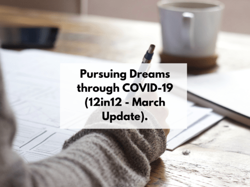 Pursuing Dreams through COVID-19 | Fight for your dreams | What's your dream job?