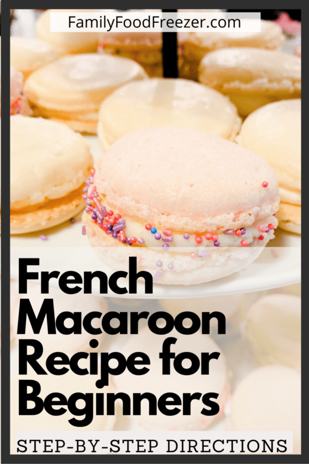 French Macaron Recipe   French Macaron Recipe step by step   How to make macarons for beginners   Professional macaron recipe   Macaron filling recipe