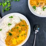 Mango Curry Chicken Slow Cooker