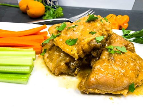 Skillet Apricot Chicken | Apricot Chicken Tenders | Apricot Chicken Marinade | Best Apricot Glazed Chicken Recipe | Apricot Entree