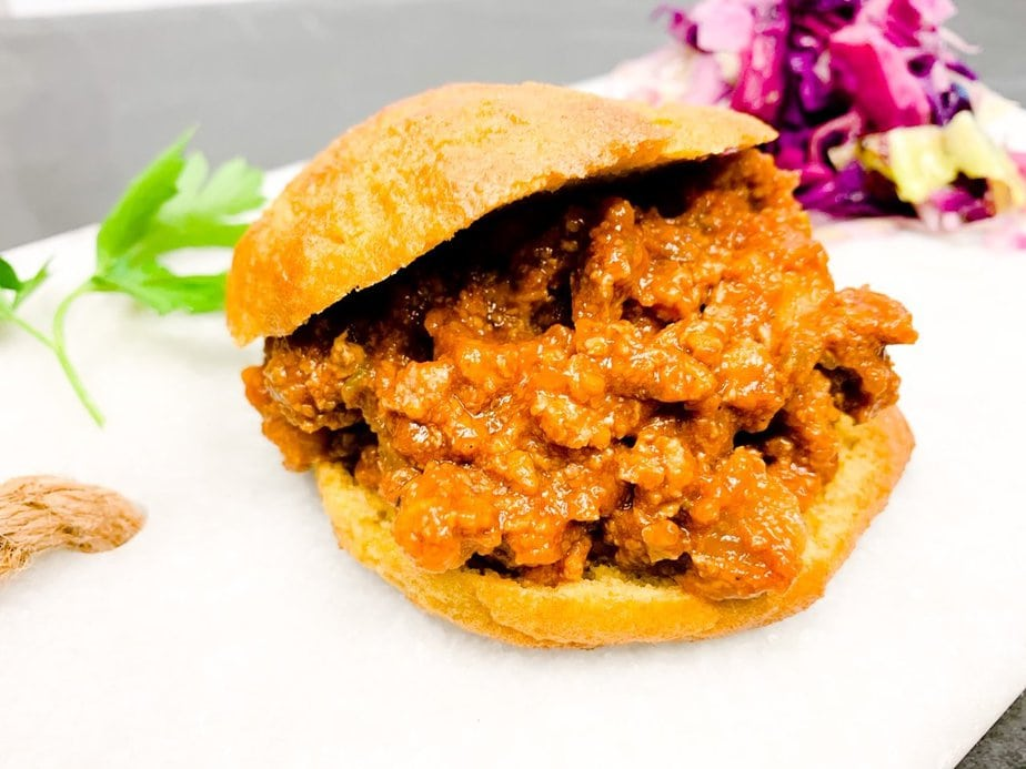 Sloppy joe recipe from the 50's | Sloppy joe recipe without ketchup | Sloppy joe recipe with tomato sauce | Sloppy joe recipe slow cooker | Sloppy joes with tomato paste | Savory sloppy joe recipe