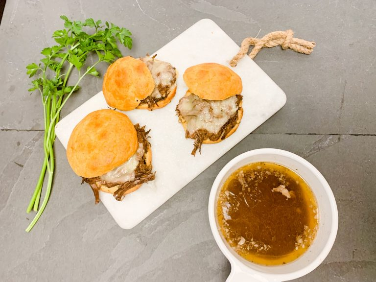French Dip with Au Jus